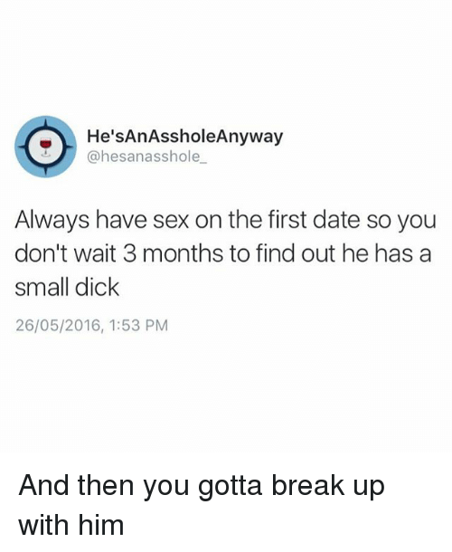 which date to have sex