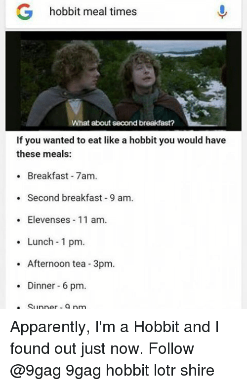 25+ Best What About Second Breakfast Memes   Like What ...