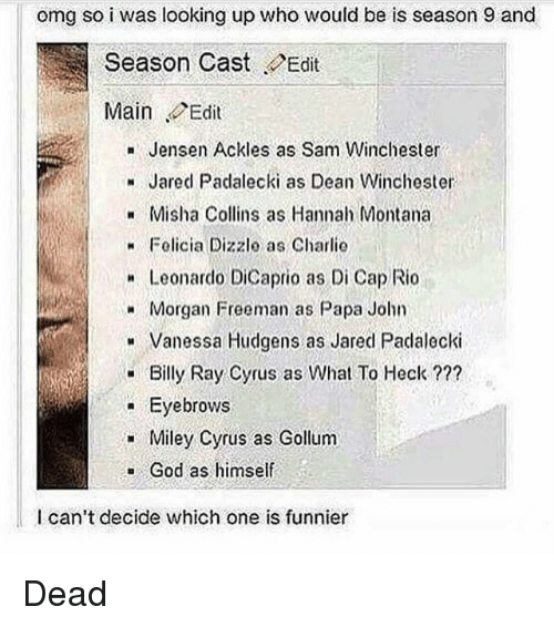 G Omg So Looking Up Who Would Be Is Season 9 And Looking Season Cast