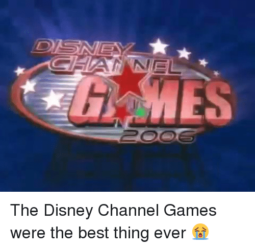 Funny, Best, and Disney Channel: GAAN The Disney Channel Games were the best thing ever 😭