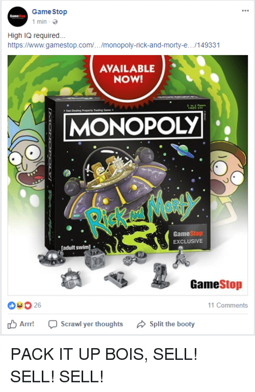 Pc adult monopoly are not