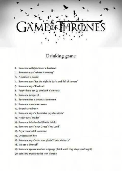 Sexual drinking games for 2 people