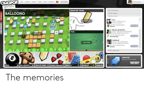 Games 9 DRAW MY THING Featured Players Friends Playing