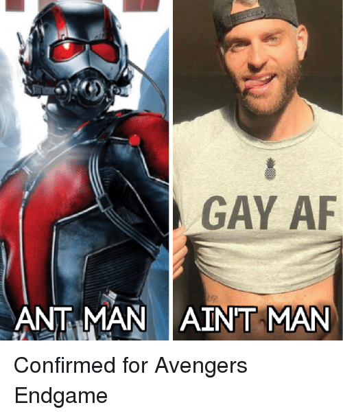 Endgame movie gay