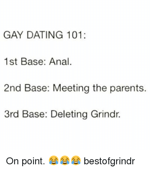 What is considered 1st base dating