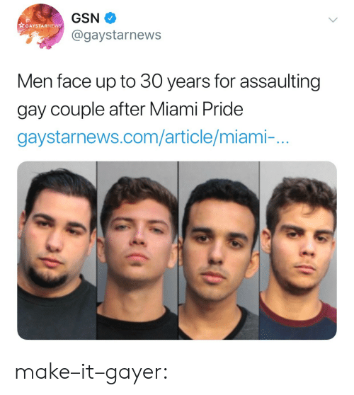 GAYSTARNEWS Men Face Up to 30 Years for Assaulting Gay Couple After