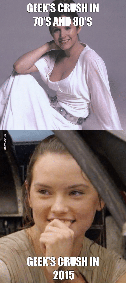 geeks crush in tos and 80s geeks crush in 2015 16220280 ✅ 25 best memes about daisy ridley meme daisy ridley memes