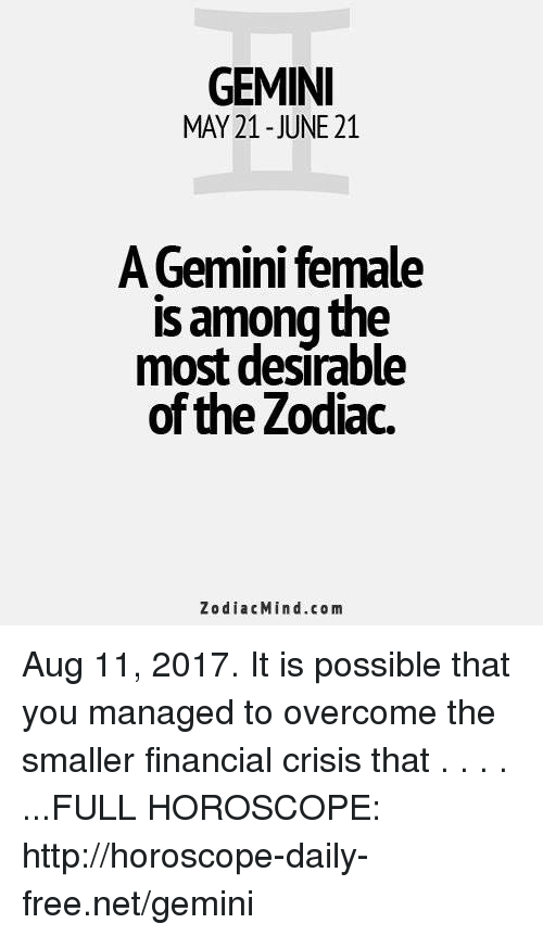 Gemini Health & Wellness Horoscope
