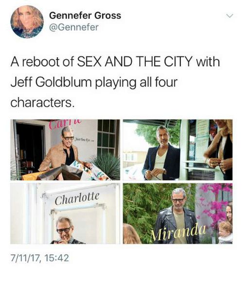 Sex and the city weekly gross