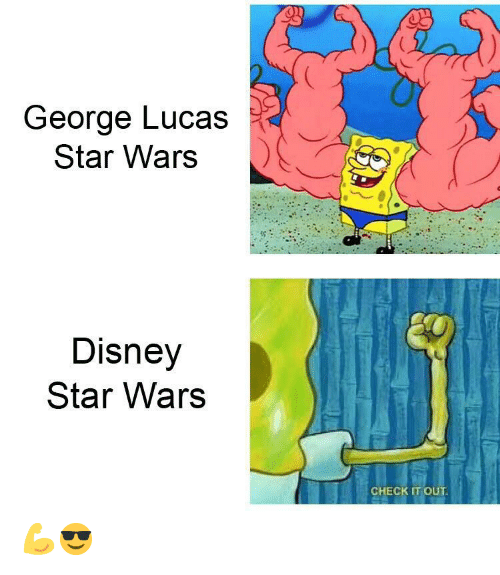 Disney, Star Wars, and Star: George Lucas  Star Wars  Disney  Star Wars  CHECK IT OUT 💪😎