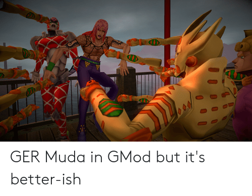 GER Muda in GMod but It's Better-Ish | Gmod Meme on ME ME