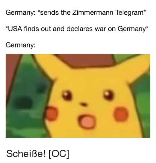 what was the zimmermann note