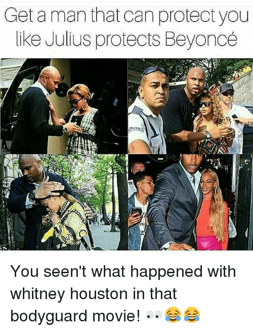 Get a Man That Can Protect You Like Julius Protects ...