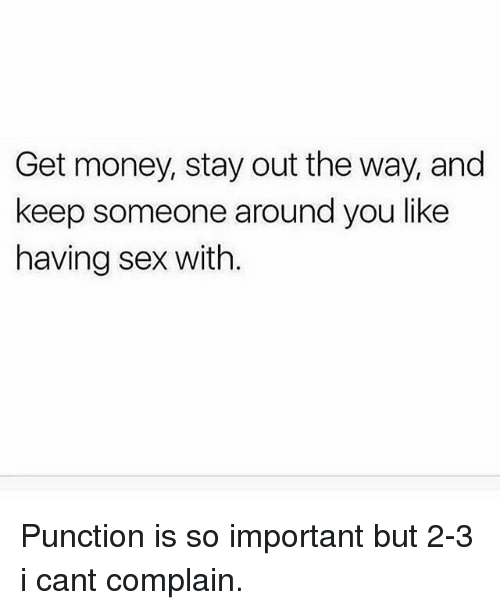why is money so important