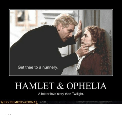 hamlet and love