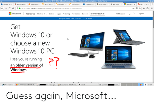 Get Windows 10 OS I Shop& Buy Windows 10 Devices | Check for Windows
