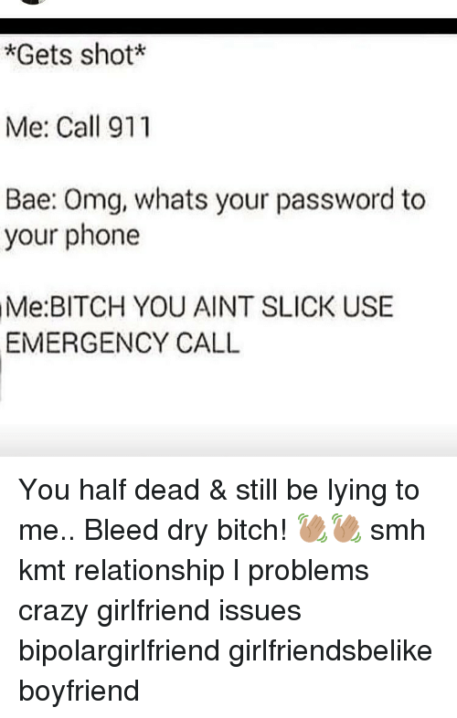 Emergency contact relationship boyfriend