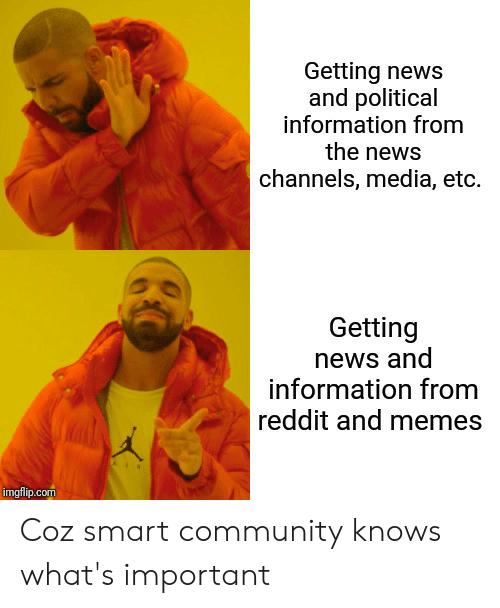 Getting News and Political Information From the News
