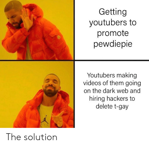 Getting Youtubers to Promote Pewdiepie Youtubers Making Videos of