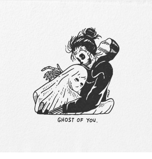 GHOST OF You | Ghost Meme on ME ME