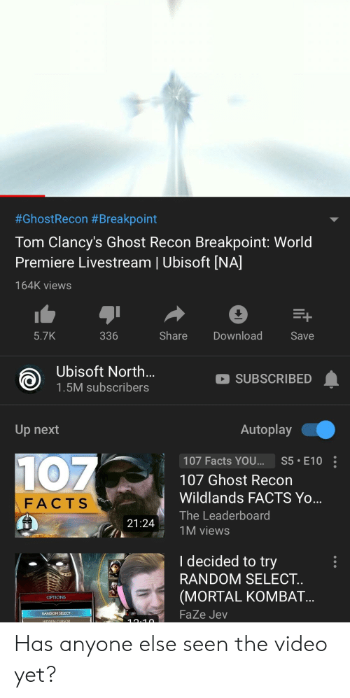 GhostRecon #Breakpoint Tom Clancy's Ghost Recon Breakpoint