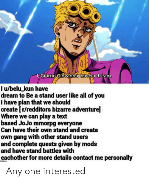 🔥 25+ Best Memes About Stand User | Stand User Memes
