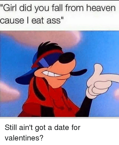 Ass eating dating