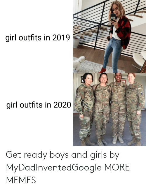 Outfits 2020 meme