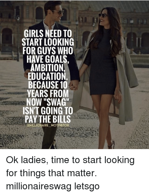 girls looking for guys