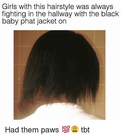 f3b02399bc6e Girls With This Hairstyle Was Always Fighting in the Hallway With ...