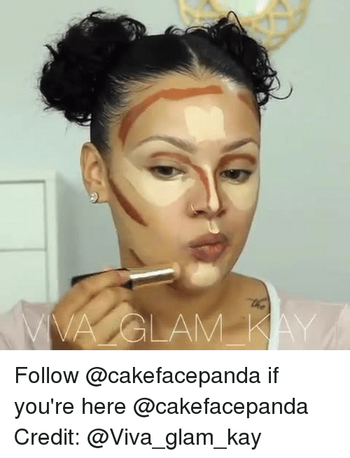Glam Follow If Youre Here Credit Meme On Meme