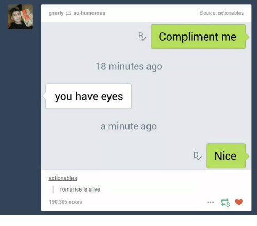 365 compliments
