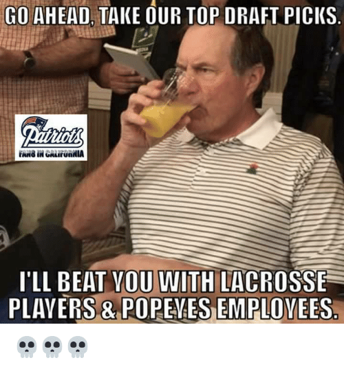 Lacrosse, Top, and Withings: GO AHEAD, TAKE OUR TOP DRAFT PICKS  I'LL BEAT YOU WITH  LACROSSE  PLAYERS & POPEVES EMPLOYEES 💀💀💀