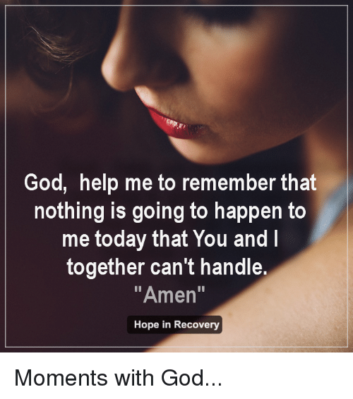 """god help me As with physical illness, when people face money problems many believers turn  to god for help i hear and read the struggles: """"please pray for me my job is."""