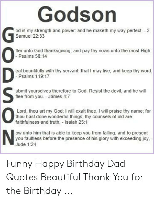 Godson Od Is My Strength and Power and He Maketh My Way