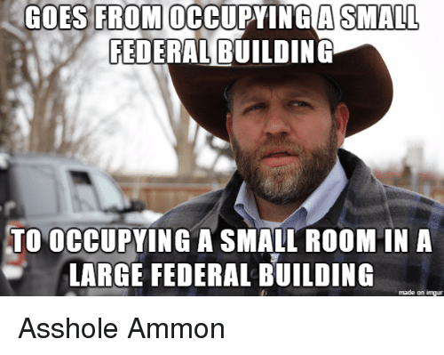 Asshole in the room right!