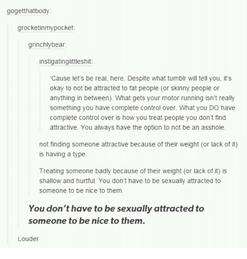 attracted to fat people