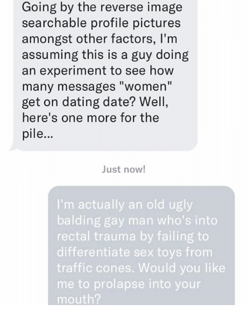 Is dating going well