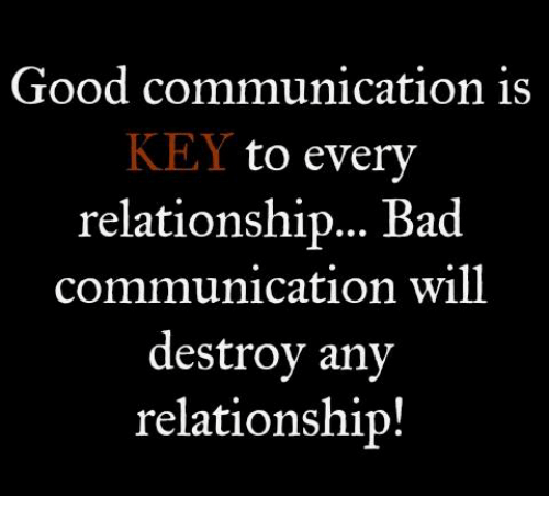 good and bad communication You can use your communication skills to deliver bad news without unduly concerning your audience towards the end of the year, organizations present their.