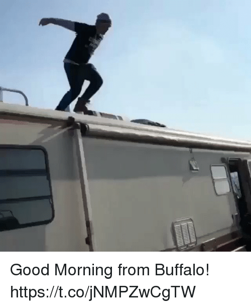 Football, Nfl, and Sports: Good Morning from Buffalo! https://t.co/jNMPZwCgTW