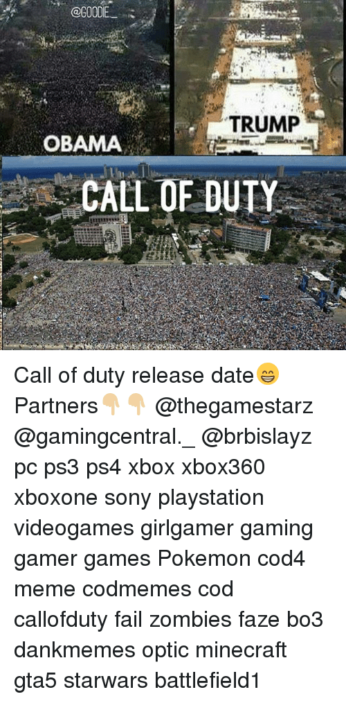 Call of Duty dating