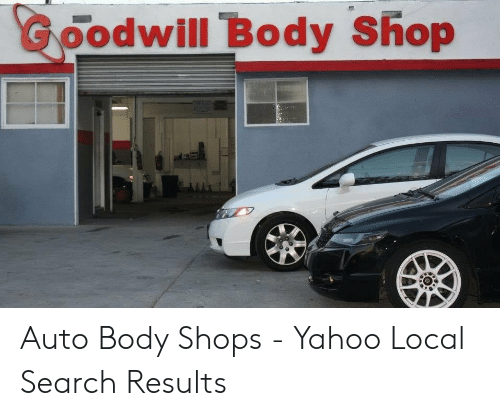 Local Body Shops >> Goodwill Body Shop Auto Body Shops Yahoo Local Search