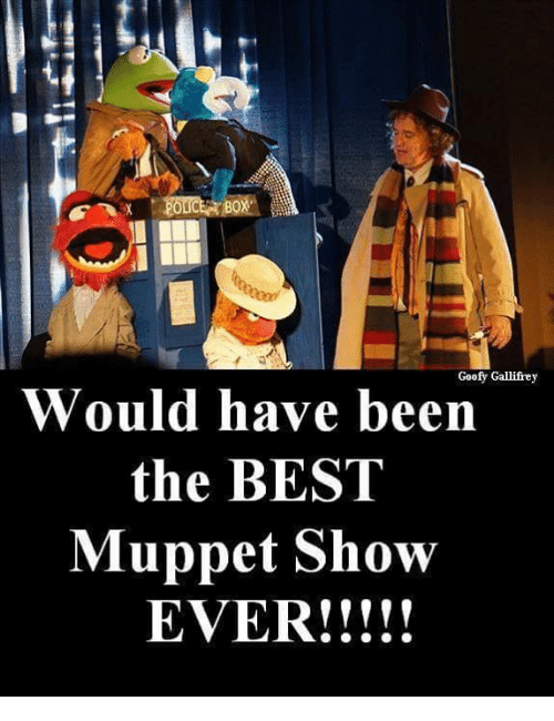 goofy gallifrey would have been the best muppet show ever 6219299 goofy gallifrey would have been the best muppet show ever
