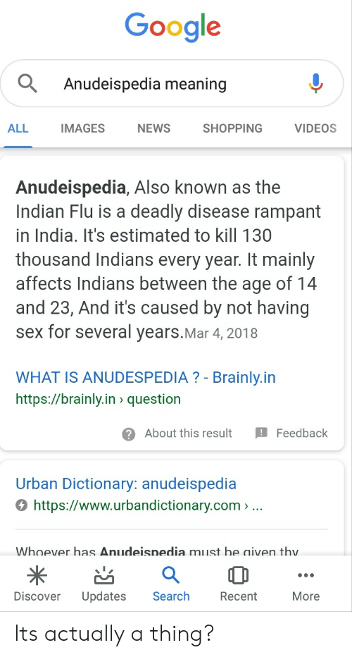 Google Anudeispedia Meaning ALL IMAGES NEWS SHOPPING VIDEOS