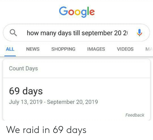 How Many Days Till Christmas 2019.Google How Many Days Till September 20 2 Shopping All News