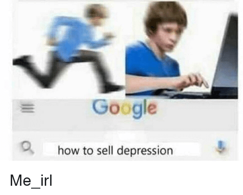 how to sell depression