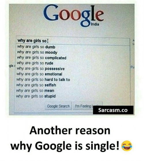 why are girls