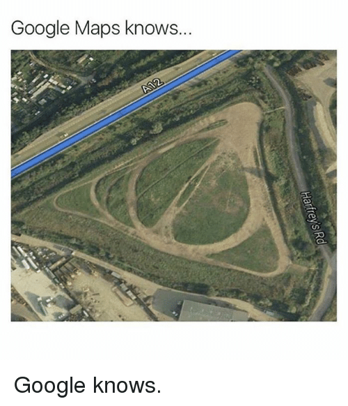 Google, Harry Potter, and Google Maps: Google Maps knows... Google knows.