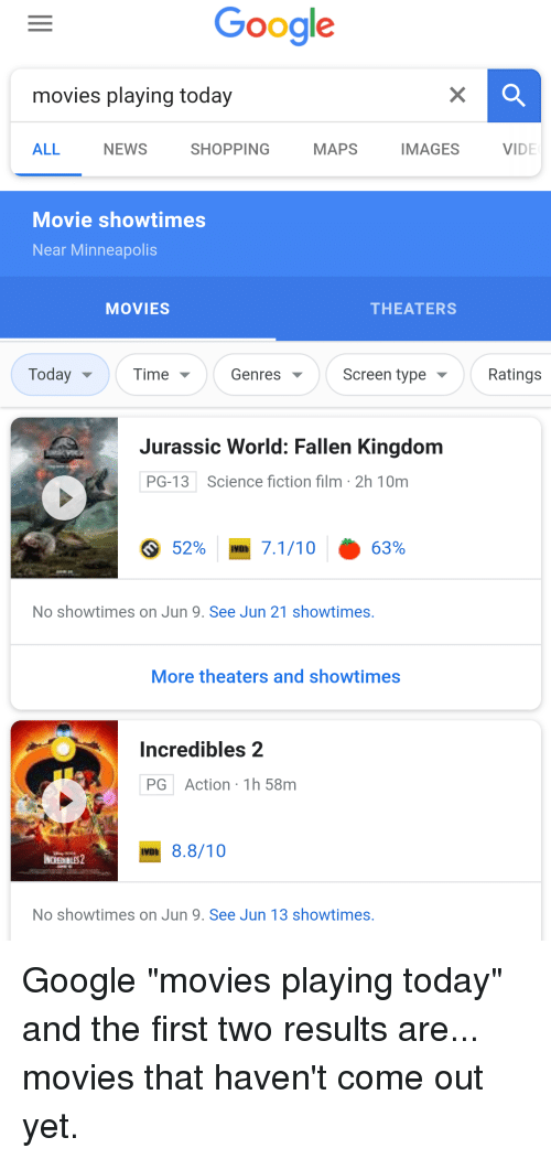 Google Movies Playing Today ALL NEWS SHOPPING MAPS IMAGES VIDE Movie