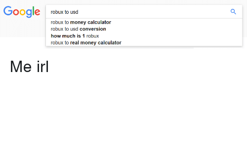 Google Money And Calculator Robus To Usd Robux